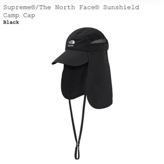Supreme - supreme north face キャンプ キャップ