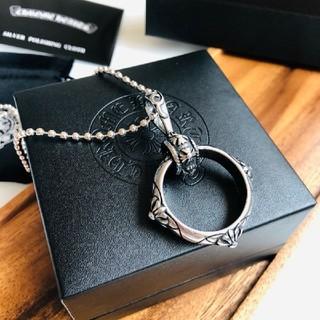 クロムハーツ(Chrome Hearts)の素敵❤️ クロムハーツ Chrome hearts ネックレス 男女通用(ネックレス)