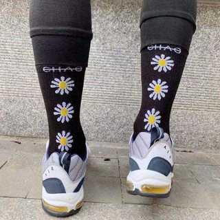 ピースマイナスワン 花柄 フラワー ソックス 靴下 peaceminusone(ソックス)