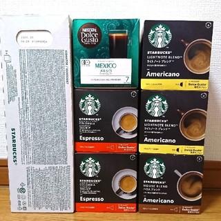 Nestle - ネスレ ネスカフェ ドルチェグスト カプセル スターバックスコーヒー スタバ