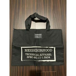 ネイバーフッド(NEIGHBORHOOD)の新品未使用 neighborhood ネイバーフッド トートバッグ ノベルティ(トートバッグ)