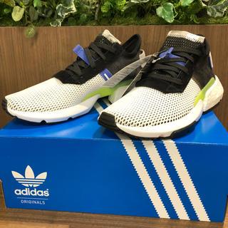 アディダス(adidas)のadidas アディダス POD-S3.1 BLACK ブラック 26cm 新品(スニーカー)