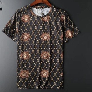 VERSACE - 人気!Versace ヴェルサーチ L Tシャツ