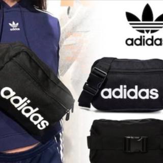 アディダス(adidas)のadidas アディダス ウエストバック 新品(ウエストポーチ)