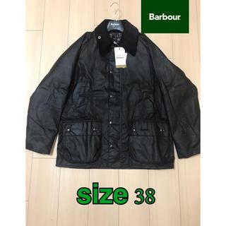 バーブァー(Barbour)の【新品・イギリス製】バブアーオイルドビデイルジャケット ブラック黒 38サイズ(その他)