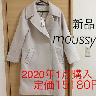 moussy - moussy チェスターコート ロングコート