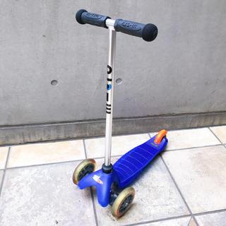 m-cro ミニマイクロキックスリー キックボード(三輪車/乗り物)
