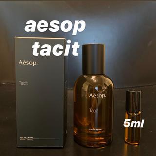 イソップ(Aesop)のイソップ aesop  タシット 5ml(サンプル/トライアルキット)