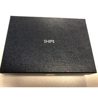 シップス(SHIPS)のSHIPS カードケース 名刺入れ(名刺入れ/定期入れ)