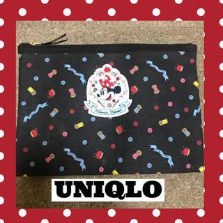 ユニクロ(UNIQLO)のミニーちゃんポーチ/ユニクロ(ポーチ)