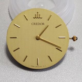 セイコー(SEIKO)のセイコー クレドールムーブメント(腕時計(アナログ))