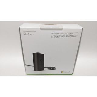 エックスボックス(Xbox)のXbox One プレイ&チャージ キット 新品未開封・送料無料(その他)