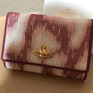 ヴィヴィアンウエストウッド(Vivienne Westwood)のヴィヴィアンウエストウッド 二つ折り財布(財布)
