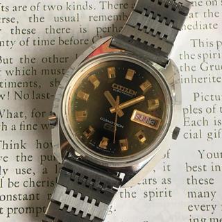 CITIZEN - シチズン コスモトロン 電磁テンプモデル メンズ時計