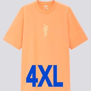 ユニクロ(UNIQLO)の希少4XL ビリーアイリッシュ 村上隆 UT ユニクロ Tシャツ(Tシャツ/カットソー(半袖/袖なし))