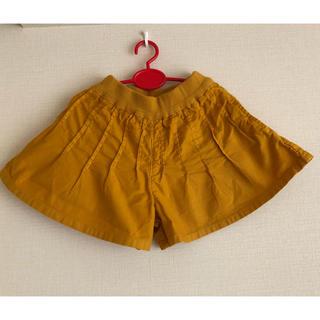 MARKEY'S - マーキーズ jippon  キュロット スカート マスタード 日本製 90