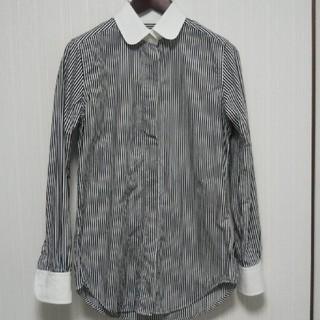 ドゥーズィエムクラス(DEUXIEME CLASSE)のクレリックシャツ(シャツ/ブラウス(長袖/七分))