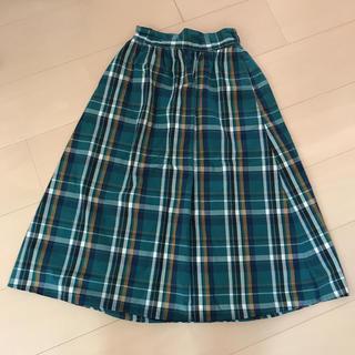 ジーユー(GU)のGUのロングスカート(スカート)