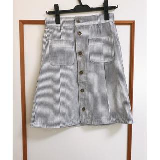 エージープラス(a.g.plus)のエージープラス スカート(ひざ丈スカート)
