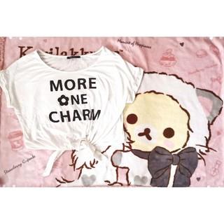 ワンウェイ(one*way)のワンウェイ白Tシャツ(Tシャツ(半袖/袖なし))