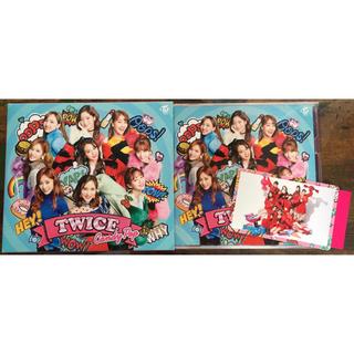 ウェストトゥワイス(Waste(twice))のtwice CP  candy pop CD トワィス(K-POP/アジア)