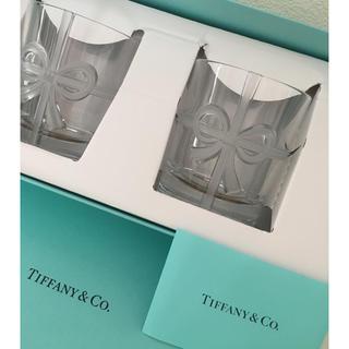 Tiffany & Co. - ティファニー  ボウグラス ペア 箱入り 新品