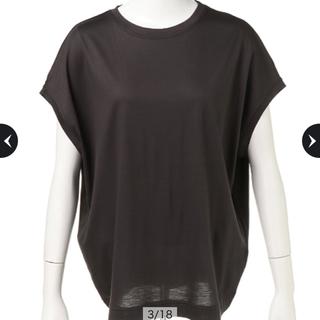 今期新作 マイストラーダ   ゆるTシャツ チャコールグレー 新品未使用