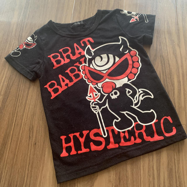HYSTERIC MINI(ヒステリックミニ)のヒスミニTシャツ キッズ/ベビー/マタニティのキッズ服男の子用(90cm~)(Tシャツ/カットソー)の商品写真