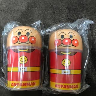 アンパンマン(アンパンマン)の【新品*未開封】アンパンマン マルチケース 2個セット(キャラクターグッズ)
