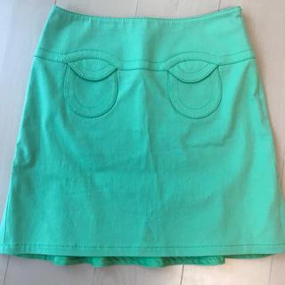 レッドヴァレンティノ(RED VALENTINO)のREDVALENTINOスカート(ミニスカート)