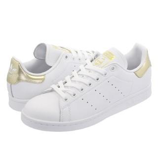 adidas - 【お洒落】23.5㎝ 希少カラー ゴールド スタンスミス  金 レア お洒落