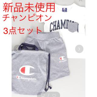 Champion - 【Champion×PICNIC】Tシャツ×ハーフパンツ