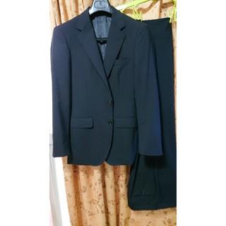 メンズ黒スーツ(セットアップ)