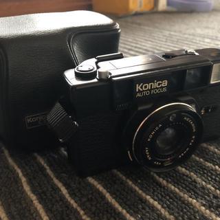 コニカミノルタ(KONICA MINOLTA)のkonica C35 AF2 AUTO FOCUS カメラ レトロ フィルム(フィルムカメラ)