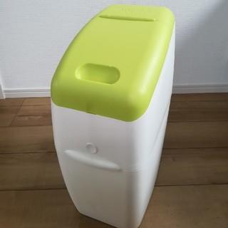 アップリカ(Aprica)のAprica オムツ用ゴミ箱(紙おむつ用ゴミ箱)