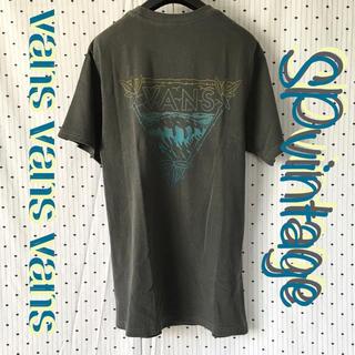 ヴァンズ(VANS)のVANSバンズUS限定激レアビンテージデザインスペシャルメイクTシャツ(サーフィン)