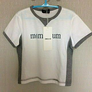 コムサイズム(COMME CA ISM)の未使用品 タグ付き COMME CA ISM トップス Size100cm(Tシャツ/カットソー)
