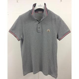 モンクレール(MONCLER)のMONCLER モンクレール ポロシャツS(ポロシャツ)