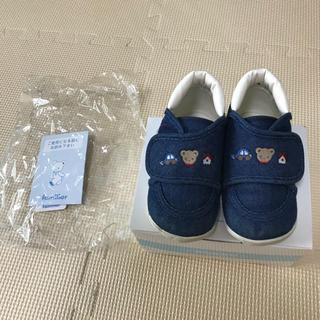 ファミリア(familiar)のファミリア 靴 13.5  男の子(スニーカー)