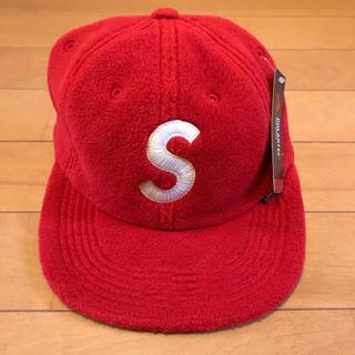 Supreme - マスク一枚付き supreme cap red コロナ割引 即日発送
