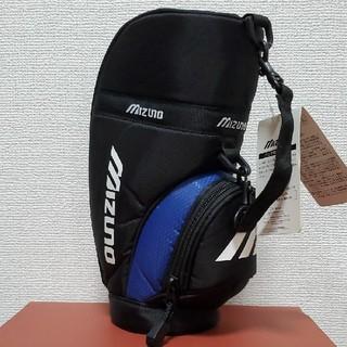 ミズノ(MIZUNO)のmizuno ゴルフバッグ型 キャディ型 ペットボトルホルダー(日用品/生活雑貨)