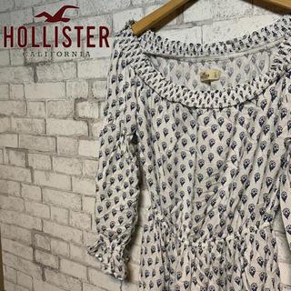 ホリスター(Hollister)の【cute♪】HOLLISTER ホリスター/ワンピース 花柄 オフショルダー(ひざ丈ワンピース)