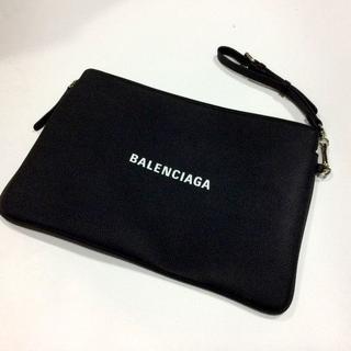 Balenciaga - BALENCIAGA バレンシアガ クラッチ セカンド バッグ ストラップ