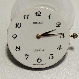 セイコー(SEIKO)のセイコードルチェ ムーブメント(腕時計(アナログ))