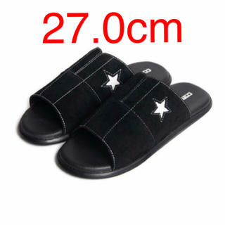 CONVERSE - CONVERSE ADDICT ONE STAR SANDAL 27.0cm