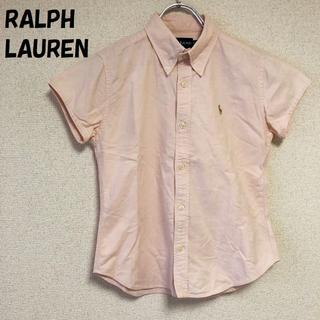 ラルフローレン(Ralph Lauren)の【人気】ラルフローレン キッズ半袖シャツ SLIM FIT 150 レディース(ブラウス)