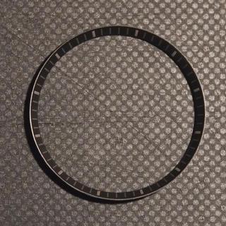 セイコー(SEIKO)のsbsa025 純正チャプターリング ブラックボーイ skx007 skx009(腕時計(アナログ))