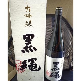 souki様専用 十四代黒縄 1800ml  2019年12月製造(日本酒)