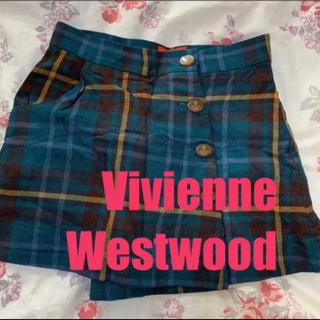 ヴィヴィアンウエストウッド(Vivienne Westwood)のVivienne Westwood ショートキュロット ショートパンツ (キュロット)