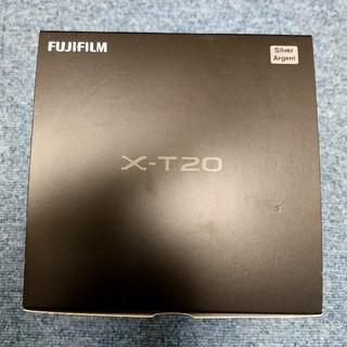 フジフイルム(富士フイルム)の【新品】FUJIFILM X-T20【未使用】(ミラーレス一眼)